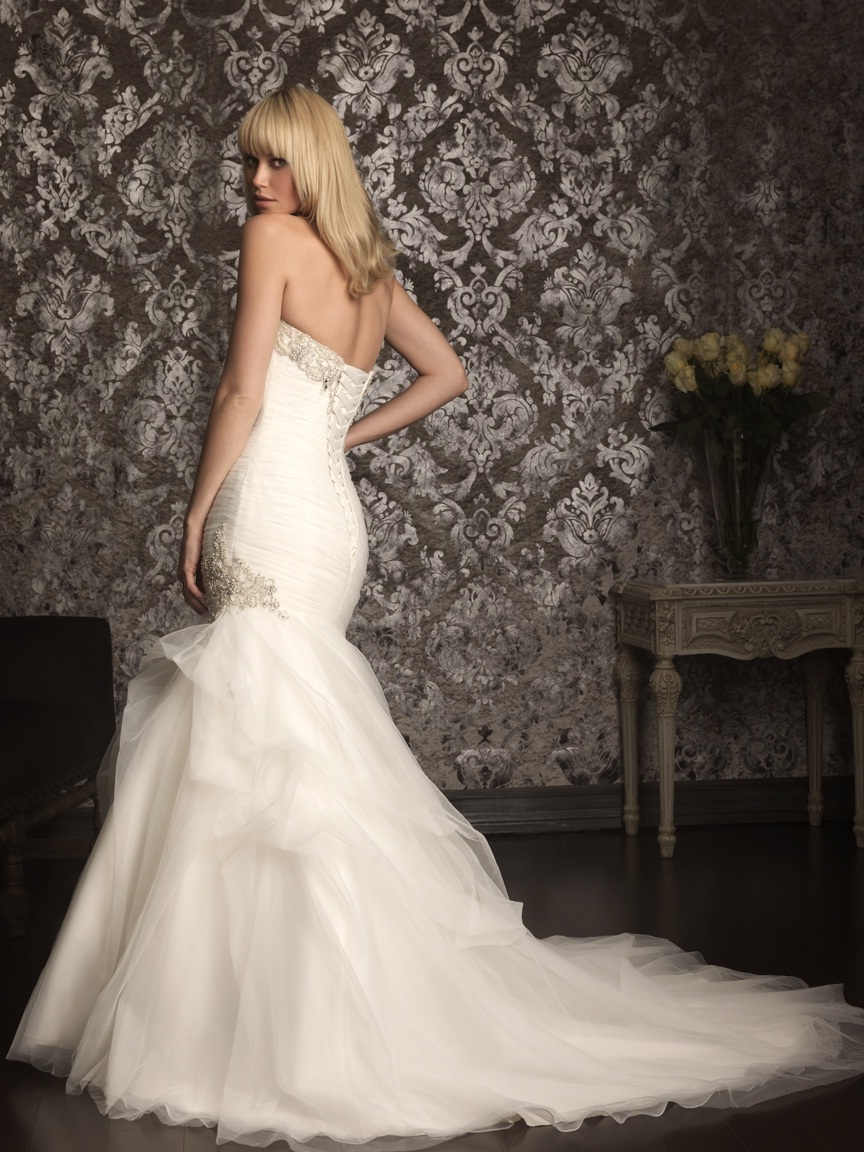 Allure Bridals 2013 Fall Collection - World of Bridal
