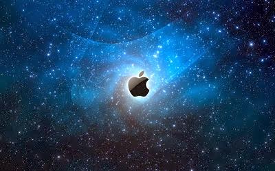 awesome apple logo