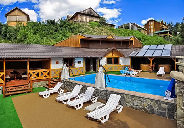 Яремче готель Ведмежа Гора Відпочинок в Карпатах