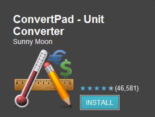 Konversi Mata Uang Dengan Aplikasi ConvertPad
