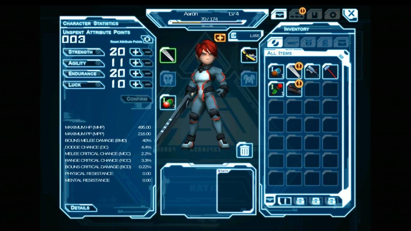 Exsilium Gameplay Android