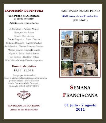 SANTUARIO DE SAN PEDRO-PINTURA-EXPOSICIONES-PINTOR-ERNEST DESCALS