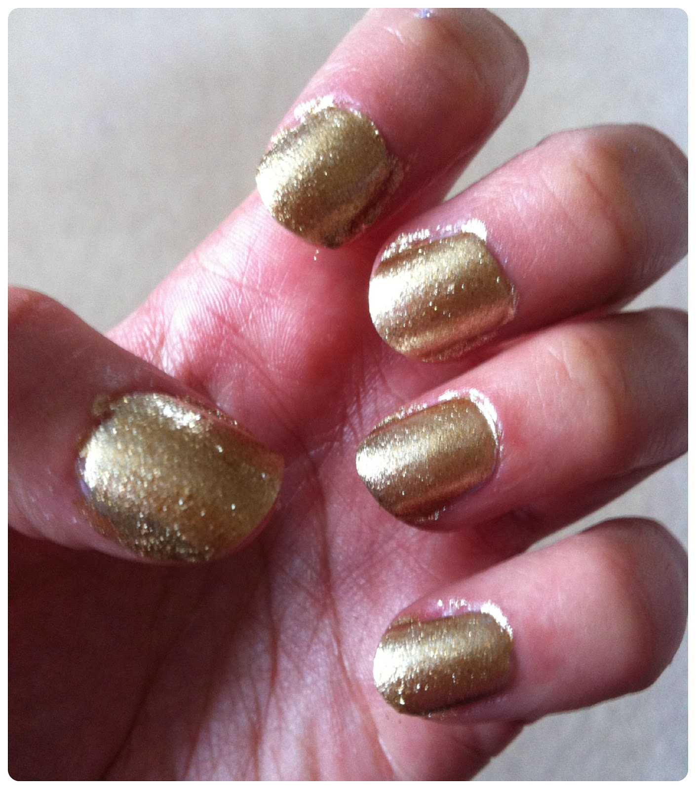 Glitter Gloss Simple Nail Art 3 Striping Tape