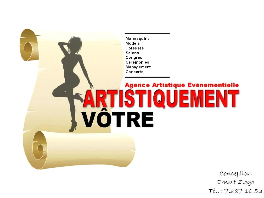 ARTISTIQUEMENT VOTRE