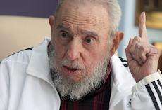 """Fidel Castro afirma que """"no confía"""" en EE.UU. """"ni he intercambiado palabra con ellos"""""""