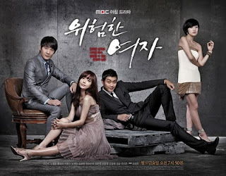 Dangerous Woman Drama Korea Terbaru 2012