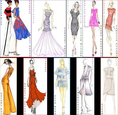 Ro-Ksana.blogspot.com Pantone fashion color report Spring-2014 sketches эскизы моделей одежды весна-2014 бисероплетение украшения бисера натуральными камнями хендмейд бижутерия подарки женщине handcrafted