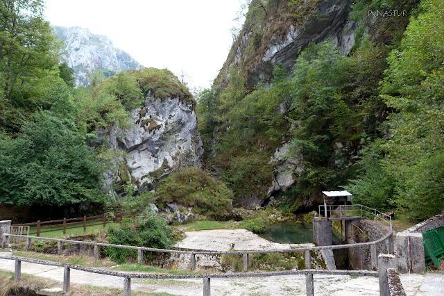 Central de Restaño - Senda de la Jocica - Asturias