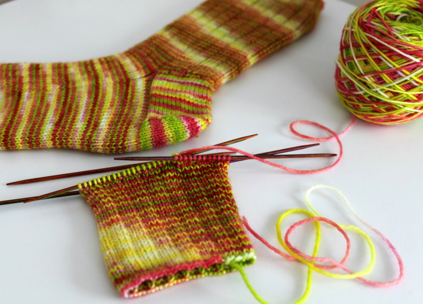 hand knitted things