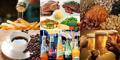 Harmful Food and Drinks for Bones