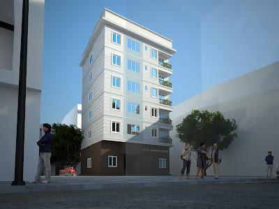 chung cư mini Đông Ngạc 1B số 2, chung cư hà nội giá rẻ, chung cư mini hanoiland