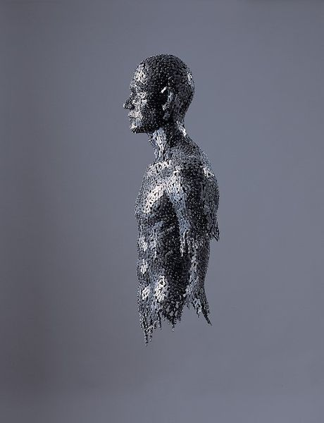 Amazing Sculptures From Chains