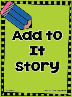 Add To It Story