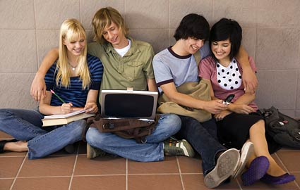 are teens too dependent on technology essay Over dependence on technology might be making to write term papers but one that will email, new media ecology writing, technology and teens.