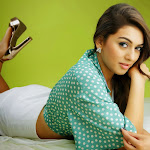 Hansika Motwani Hot Thighs Show Photoshoot Photos