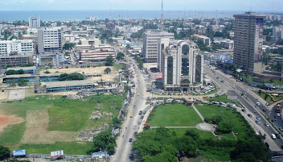 lagos worst place to live world