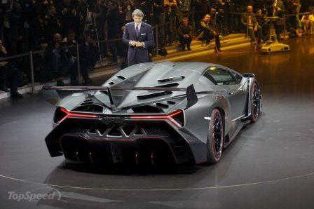 New Lamborghini Veneo