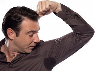 cara menghilangkan keringat yang berlebihan