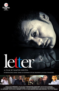 Letter Nepali Movie Poster
