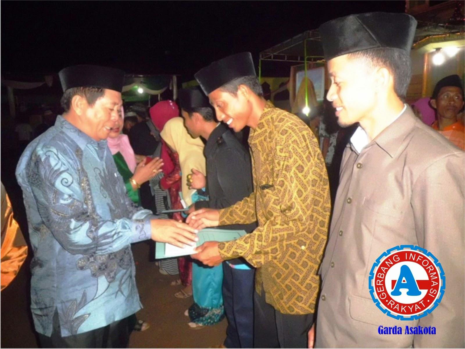 Desa Rai Oi Juara Umum MTQ tingkat Kecamatan Sape