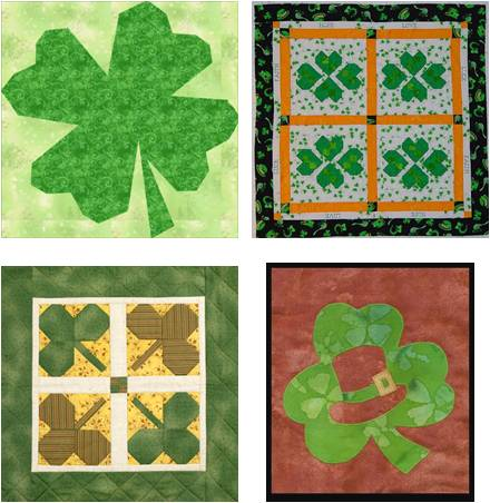 Leprechaun Table Runner
