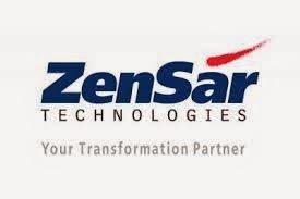 Zensar Technologies Off Campus 2014