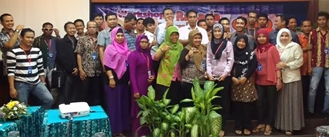 Workshop SOP di Banjarmasin