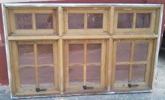 vitro de madeira maxiar 1,75 x1,05