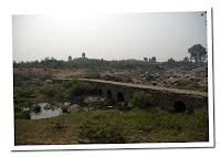 Orchha puente