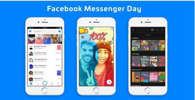 Facebook hikayeler ozelligi