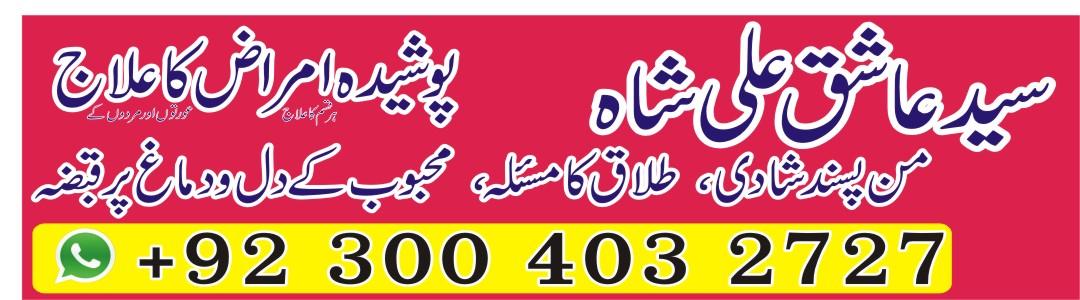 syed ashiq ali shah