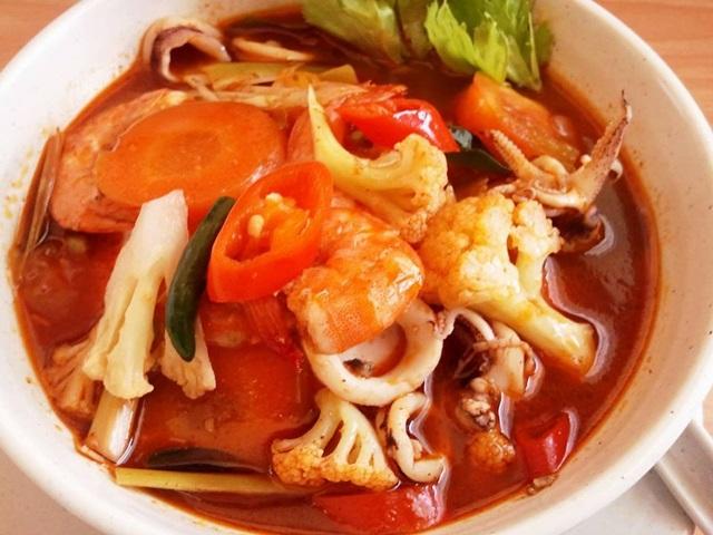 Resipi Tomyam Thai