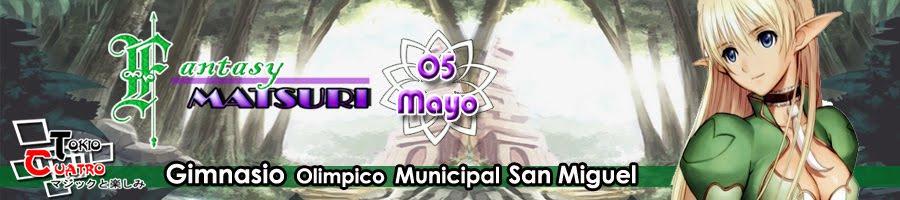 TokioCuatro - Eventos