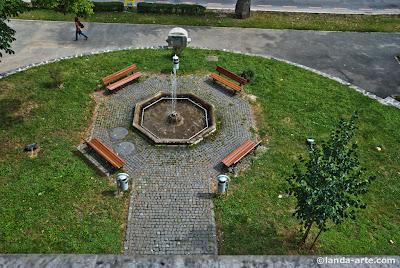 Parque - Parcul Cetății de Sibiu