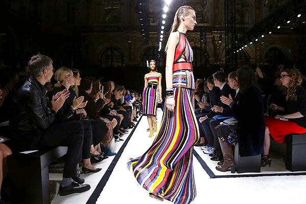 Paris Fashion Week_Balmain show