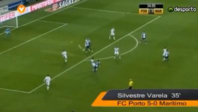 Os Melhores golos da 1ª volta da liga portuguesa 2012-2013