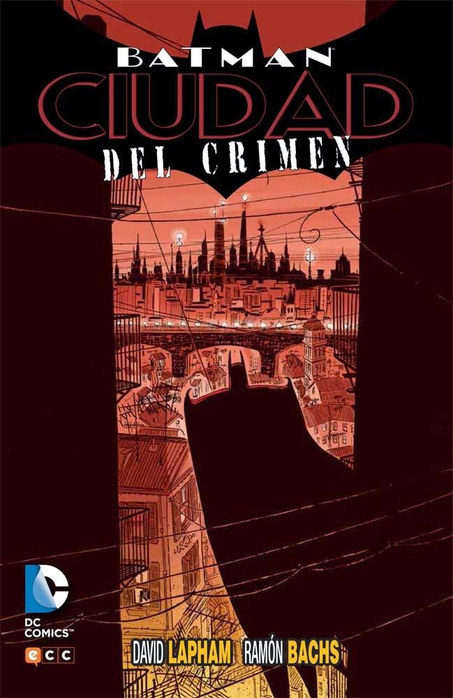 batman ciudad del crimen