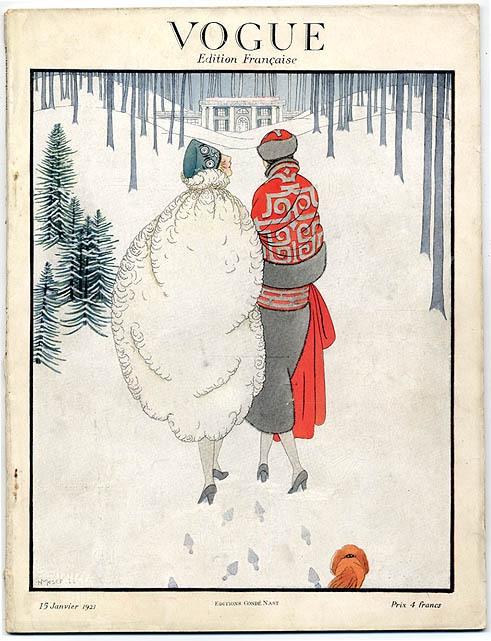 vogue paris diciembre 1923