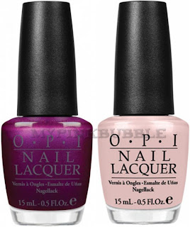 OPI Suzi &amp the düsseldorfs OPI My very first knockwurst