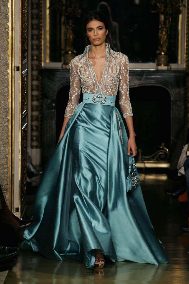 1001 fashion trends zuhair murad haute couture dresses for Fashion couture clothing