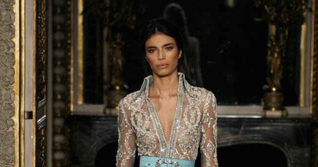 1001 Fashion Trends Zuhair Murad Haute Couture Dresses Spring Summer 2007