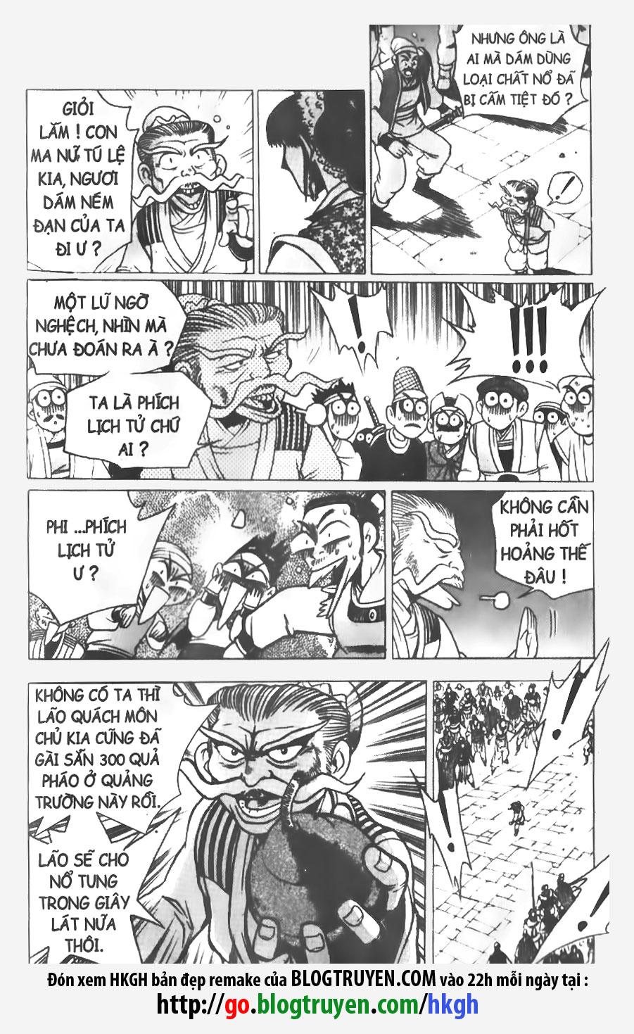 xem truyen moi - Hiệp Khách Giang Hồ Vol20 - Chap 135 - Remake