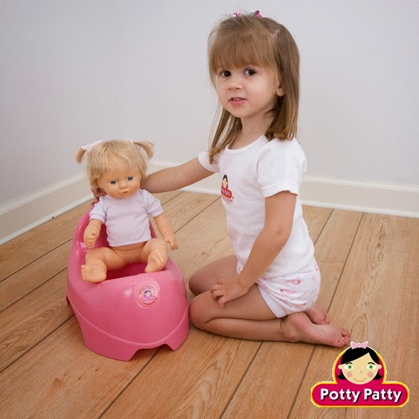 start giving a potty training
