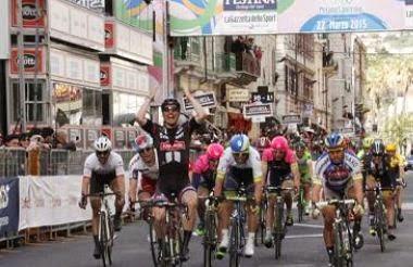 Finish Mailand - Sanremo 2015