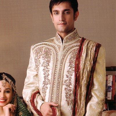Wedding Sherwani Design