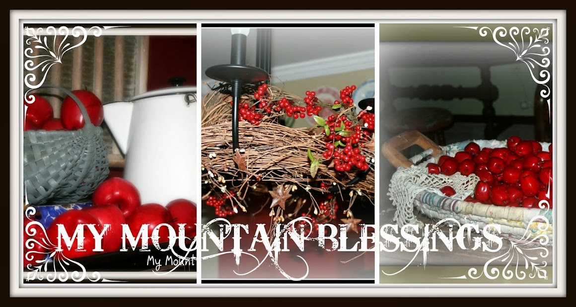 My Mountain Blessings