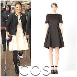 Princess Victoria Style Cos Dress