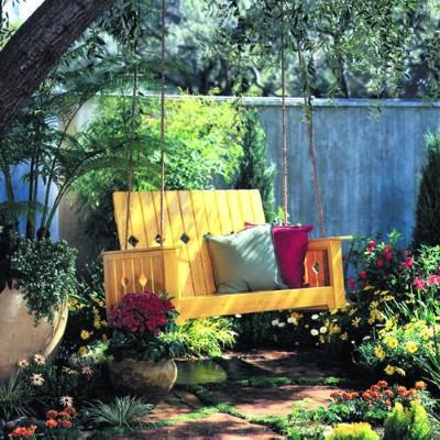 Planos e instrucciones para construir for Jardin colgante con palets