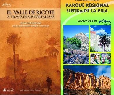 Libros y mapas recomendados:
