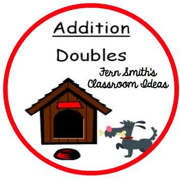 http://www.teacherspayteachers.com/Product/FREE-Addition-Doubles-Concept-Center-Game-85382